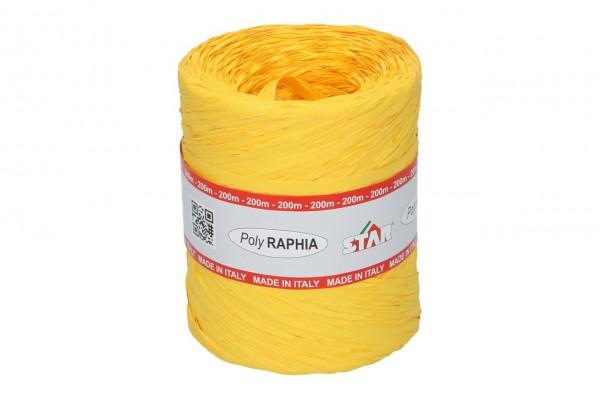 Poly Raphia Band 15mm, 200m, 02
