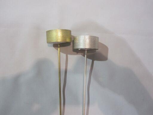 Teelichtpick, Ø 4cm, Länge 20cm