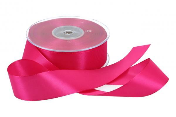 Dekoband Economy 40mm, 50m, pink