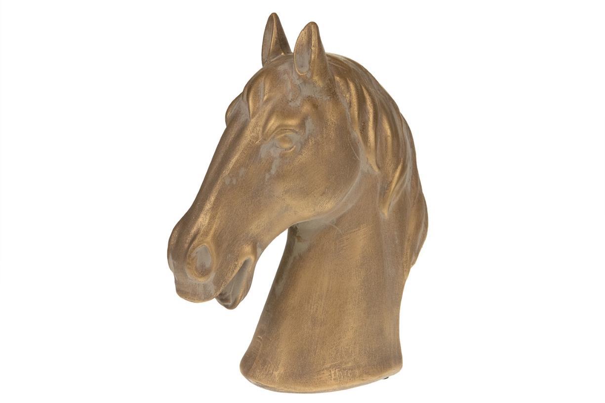 Pferdekopf 22,5 x 11,5 x 29,5cm