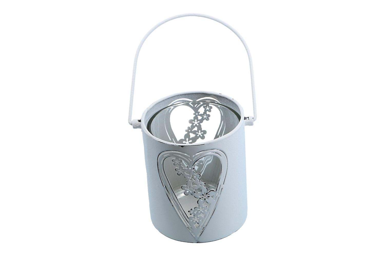 Teelichthalter 'Herz', 1 Stück