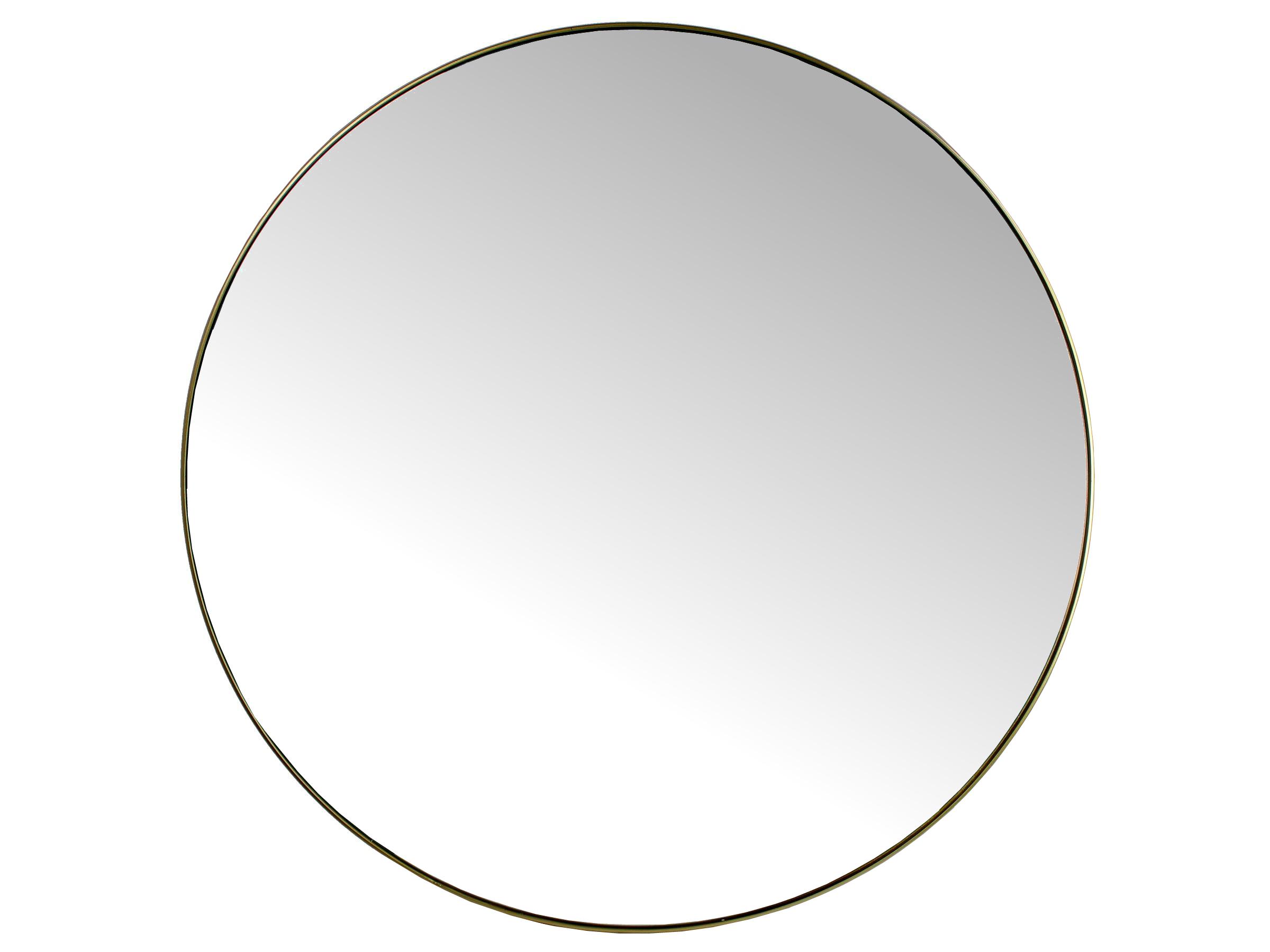 Spiegel Ø116cm x 2cm, 1 Stück