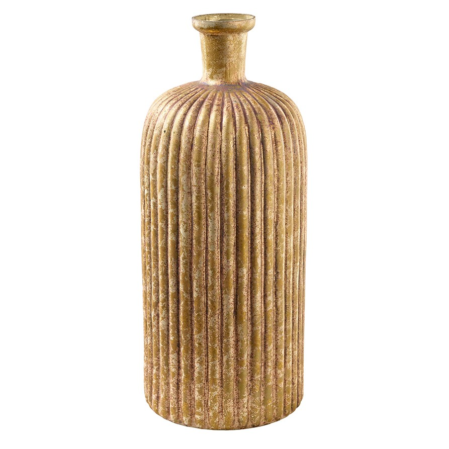 Vase 'Flasche' D10 H23cm, Ve. 1 Stk.  (#120508020)