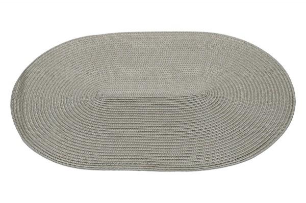 Tischset oval, ca. 45 x 30cm, 1 Stück