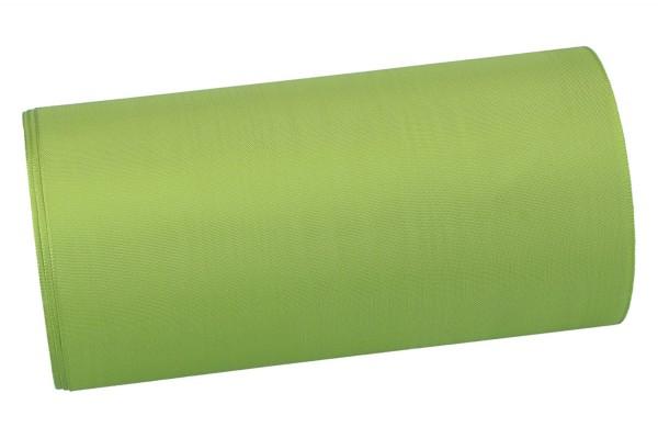 Moiré-Kranzband 200mm, 25m, grün