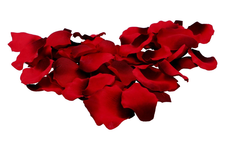 Rosenblätter, 1 Box = 100 Stück