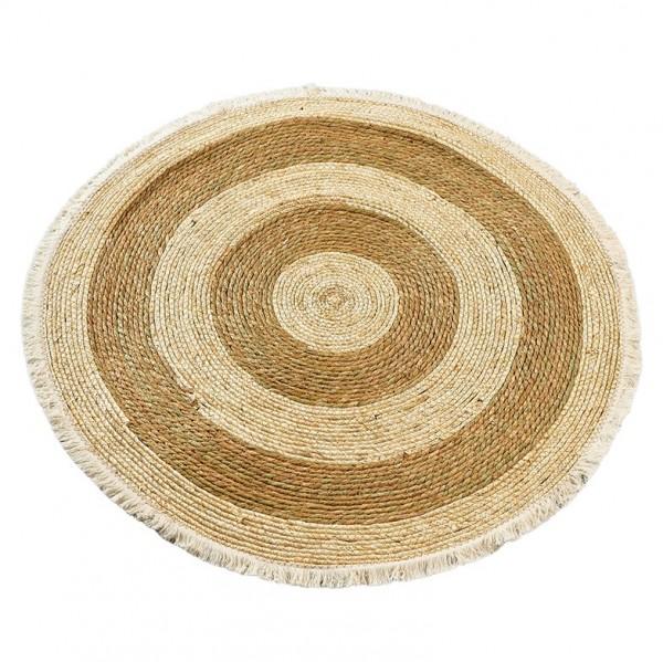 Wanddeko / Teppich rund D97cm, Ve. 1 (#220335000)
