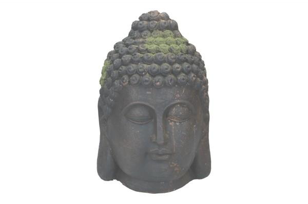 Buddhakopf Ø 28 Höhe 40,5cm, 1 Stück