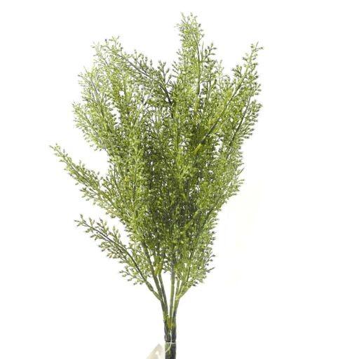 Amaranthus Busch Länge 37cm, 1 Stück
