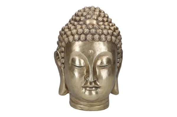 Buddha-Kopf H 42cm, 1 Stück