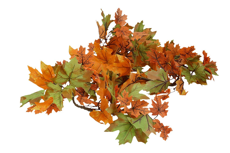 Herbstlaubzweig Girlande L105cm, Ve.1Stk (#186742000)