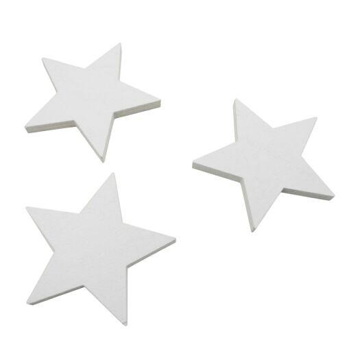 Sterne zum Streuen, 6,5cm, 1 Pack = 80St