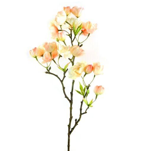Kirschblütenzweig, Länge 66cm, Peach