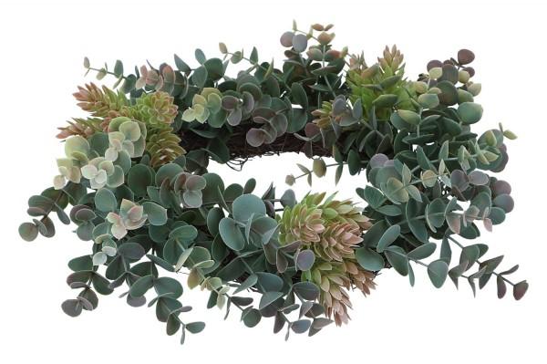 Eucalyptuskranz Ø 33cm, 1 Stück