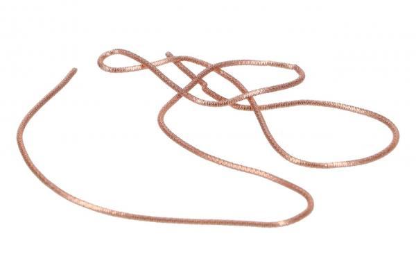 Bouillondraht fein, Kupfer, 100gr.