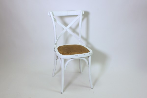 X-Chair Stuhl, 45 x 45 x 90cm, Ve. 1