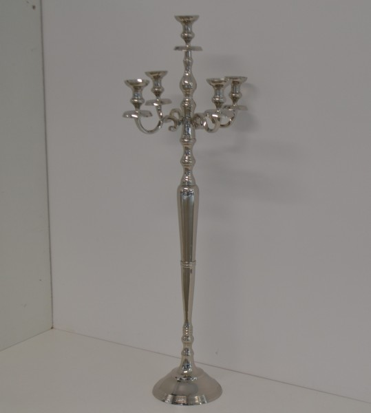 Leuchter 5 armig, Höhe 120cm, 1 Stück