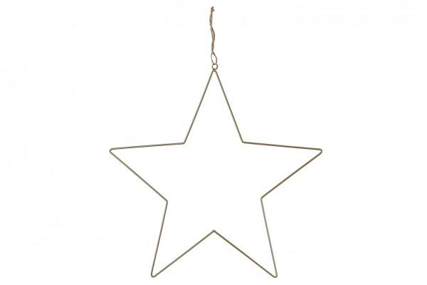 Stern zum hängen 50cm, 1 Stück