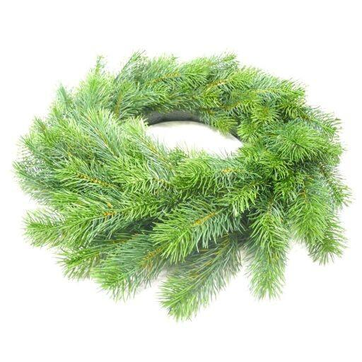 Blautannenkranz Ø 50cm, grün, 1 Stück