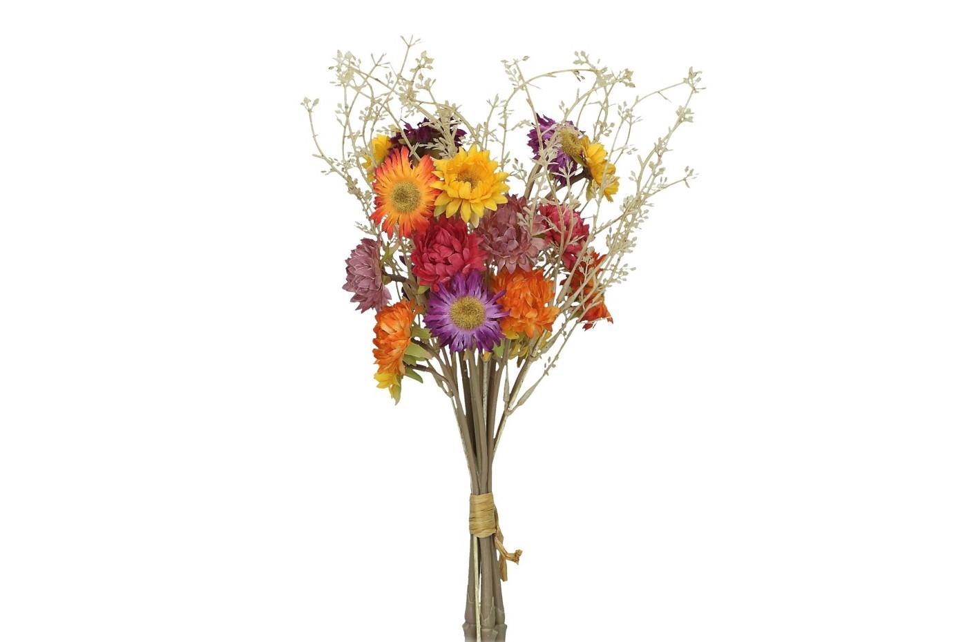 Herbst Blütenstrauß L40cm, Ve. 1 (#190391000)