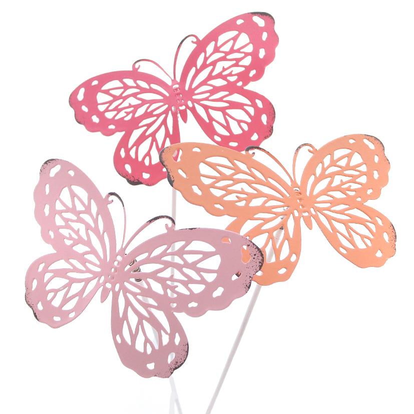 Stecker Schmetterling, Ve. 1 Stk