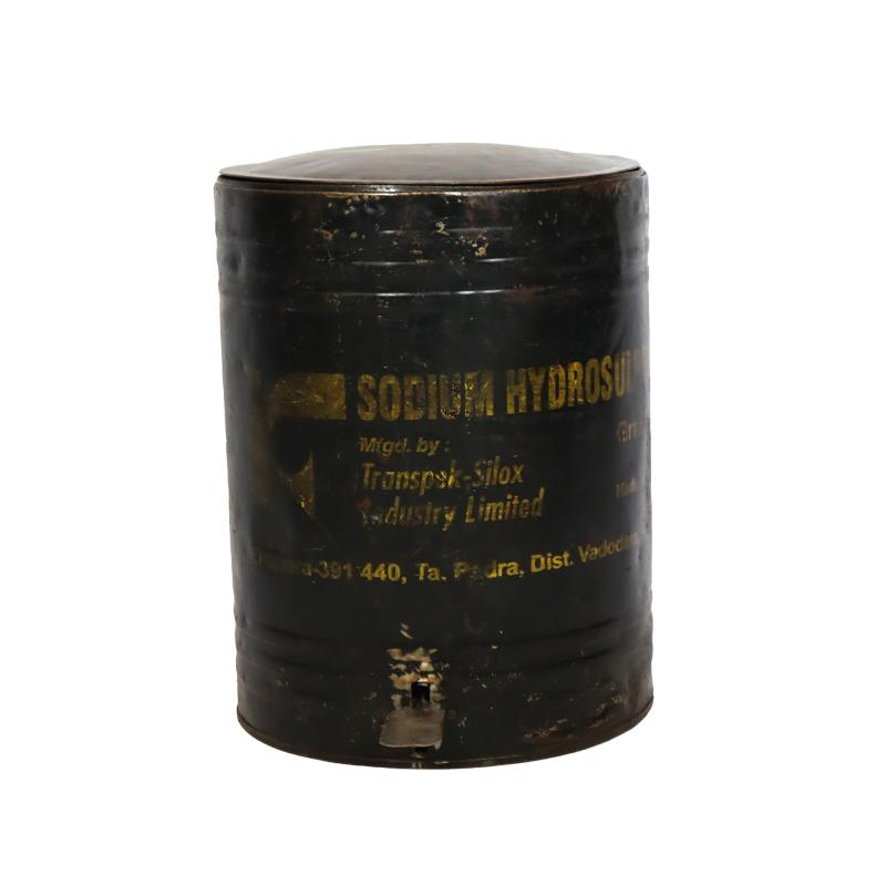 Mülleimer Vintage Eisen, Ve. 1 Stk