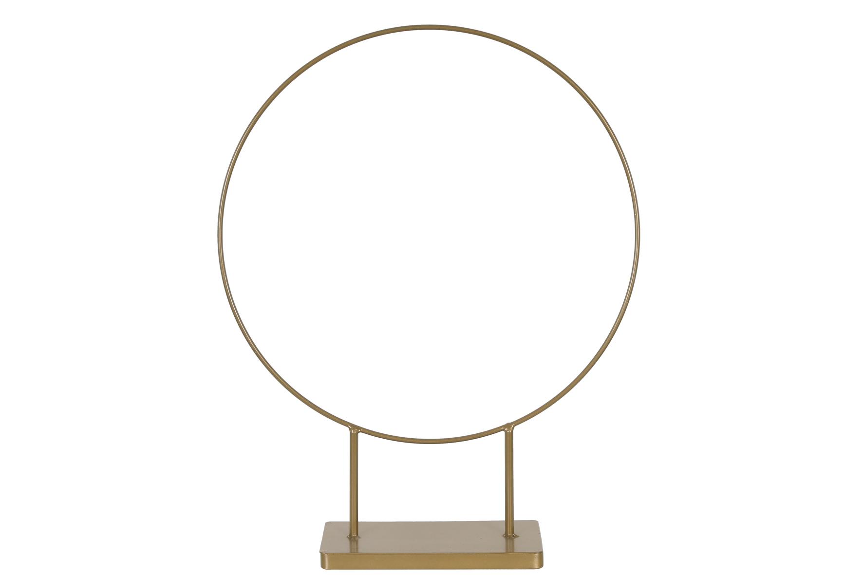 Ring auf Fuß 57,5x12x68,5cm, Ve. 1 Stk