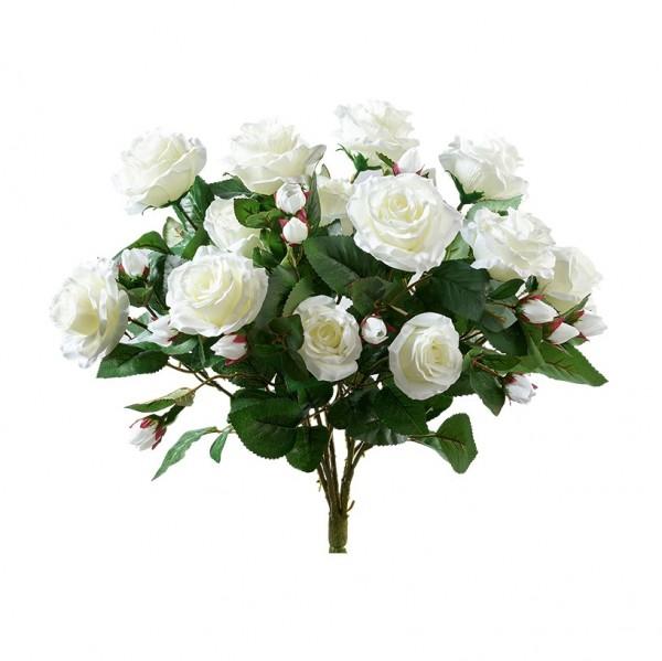 Rosenstrauß mit 15 Rosen, 45cm, Ve. 1 (#191232010)