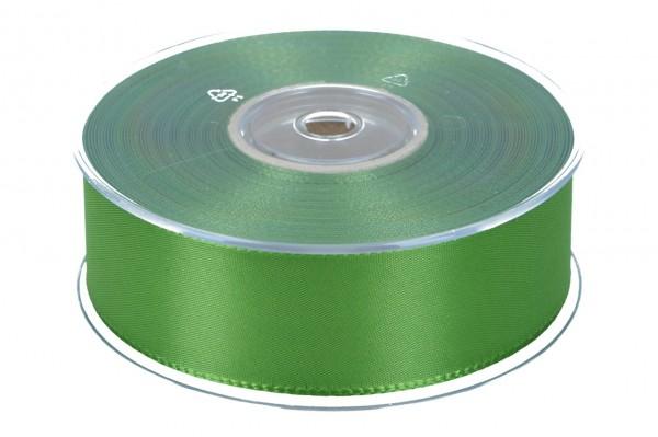 Dekoband Economy 40mm, 50m, grün