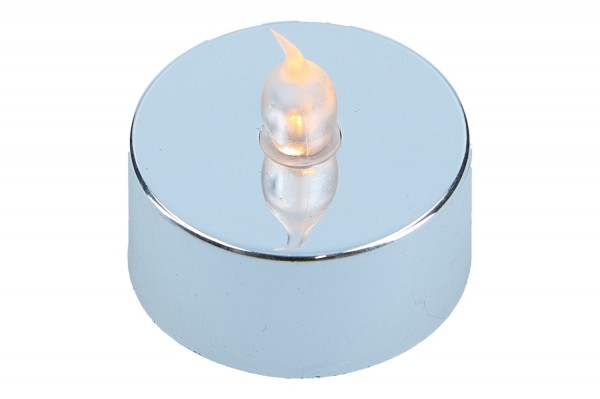 LED Teelichter, 1 Pack = 12 Stück
