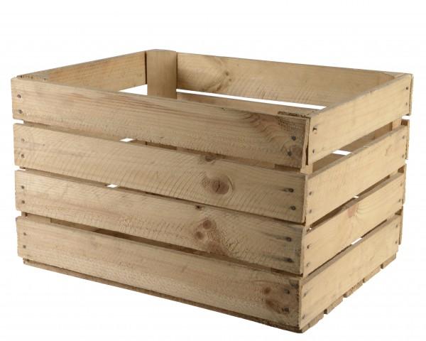 Holz Apfelkisten gebraucht 40 x 50 x30cm
