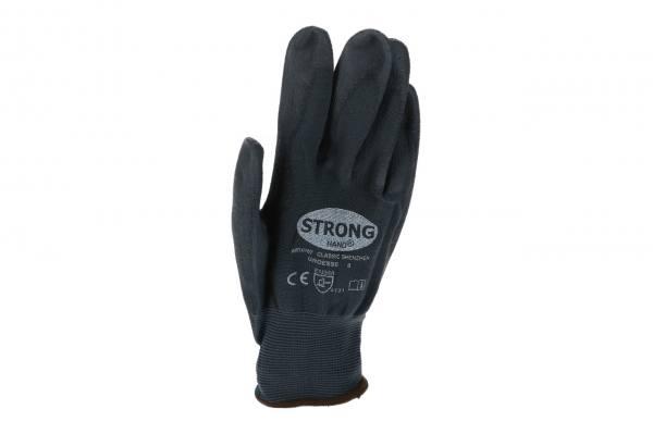 Handschuhe Grau Größe 8, 1 Paar