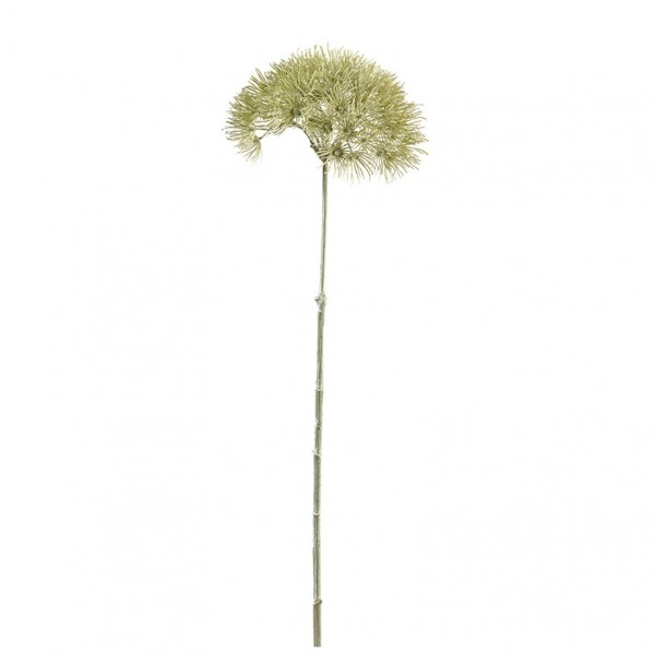 Allium white wash L76cm, hell grün, Ve.1 (#191208000)