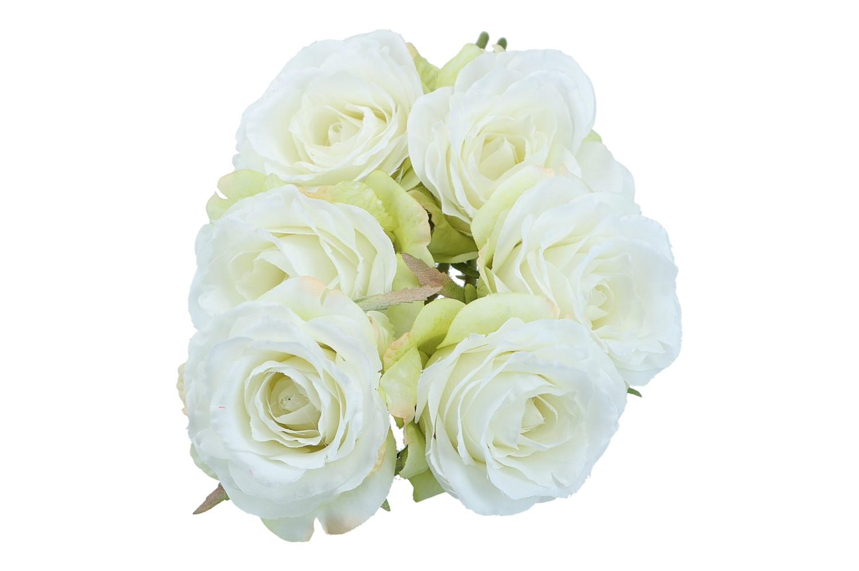 6 Rosen, Stiellänge 21cm