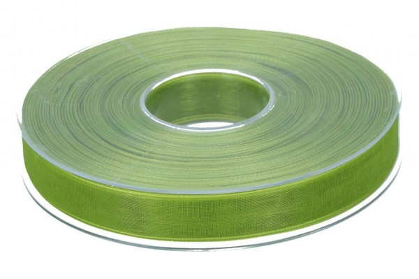 Beauty Organdy Band 15mm, 50m, schilf