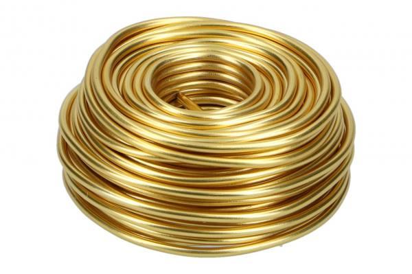 Alumaus 2mm, 10m, Gold
