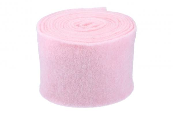 Topfband 15cm, 5m, hell-rosa