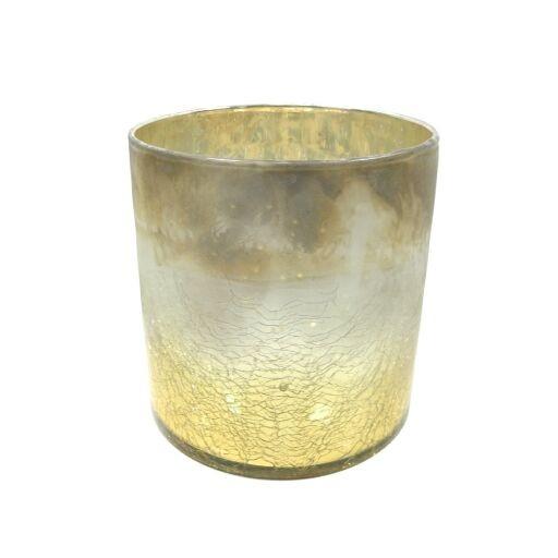 Teelichtglas D 12 H 12cm, 1 Stück