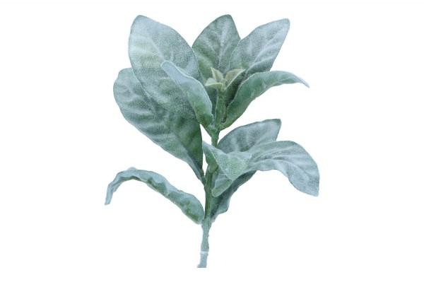 Blätterzweig, Länge 32cm, grün