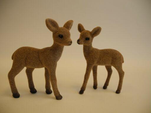 Bambi, 2 fach sortiert, Höhe 12.5cm