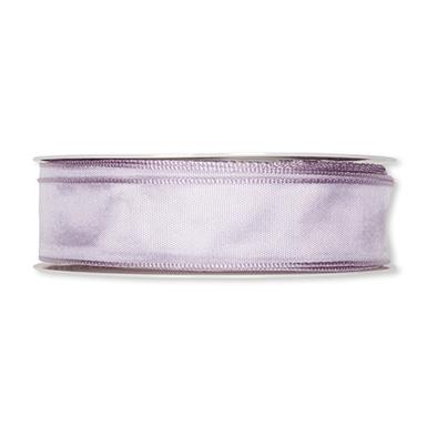 Formb. Drahtkantenband 25mm, lavendel