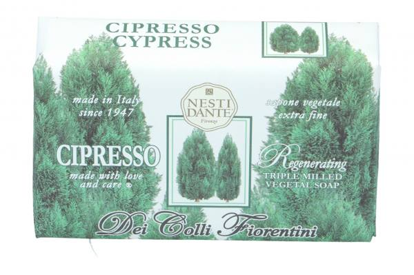 Seife Fiorentini Cypress 1 Stück = 250gr