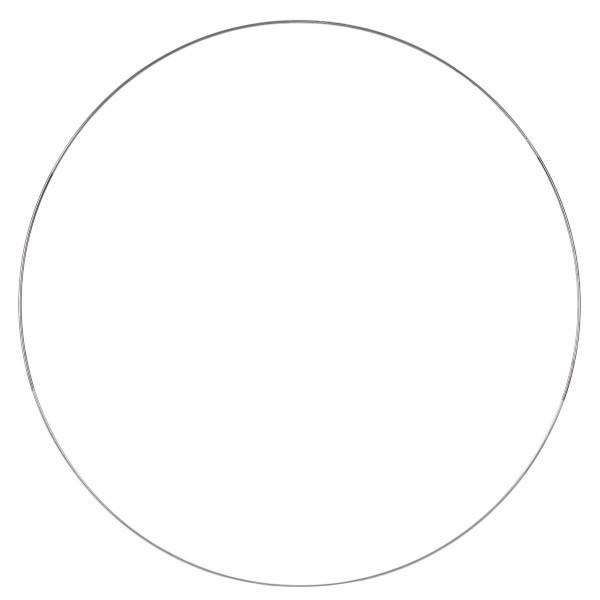 Ring D55cm, S4mm, 1 Stück