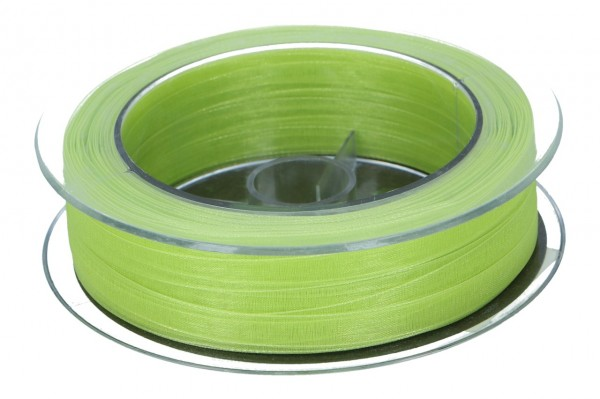 Beauty Organdy Band 7mm, 50m, limon