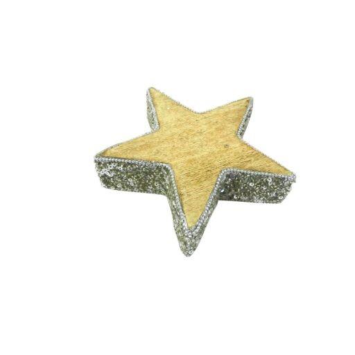Sternhänger mit Pailetten, 16x4cm, 1 St. (#130409053)