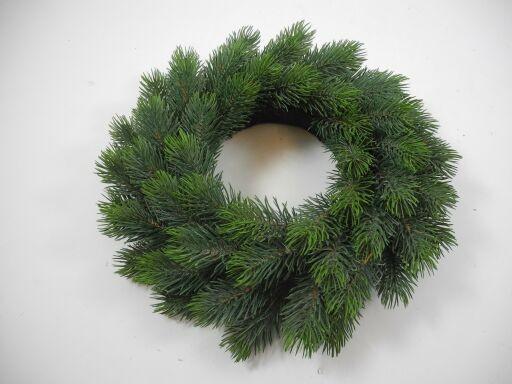 Tannenkranz Ø 30cm, grün, 1 Stück