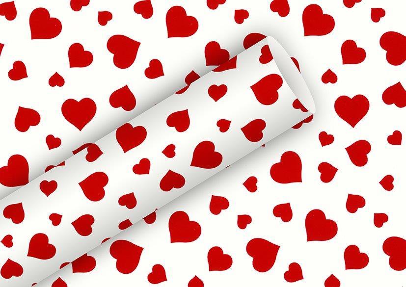 Geschenkpapier 'Lovely', Ve. 1 Rolle