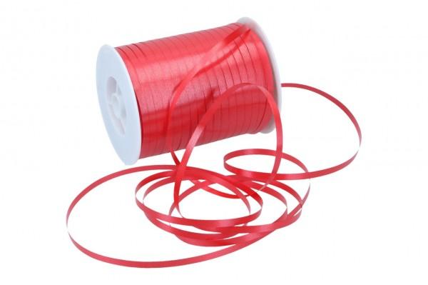 Kräuselbast farbig 5mm x 250m 00 Rot