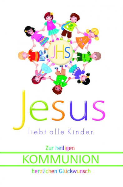 Jesus liebt alle Kinder.