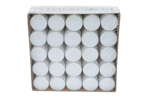 Teelichter 36mm, 1 Pack = 50 Stück